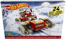 Hot Wheels 2017 Advent Calendar