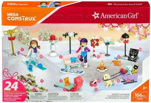 Mega Construx American Girl Advent Calendar